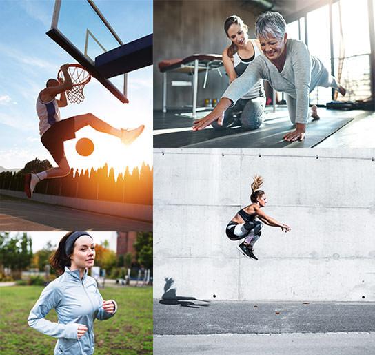 Collagile® active – für alle Sportler ein Gewinn